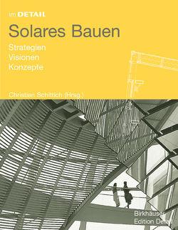 Solares Bauen von Schittich,  Christian