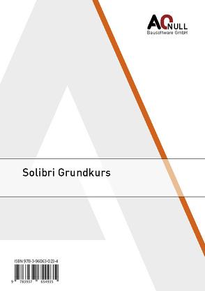 Solibri Grundkurs von Asmera,  Hannes