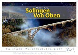 Solingen von oben von Kunde,  Matthias