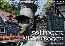 Solinger Bilderbogen 2019 (Tischkalender 2019 DIN A5 quer) von Haafke,  Udo