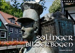 Solinger Bilderbogen 2019 (Wandkalender 2019 DIN A4 quer) von Haafke,  Udo
