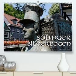 Solinger Bilderbogen 2021 (Premium, hochwertiger DIN A2 Wandkalender 2021, Kunstdruck in Hochglanz) von Haafke,  Udo