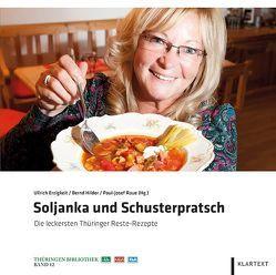 Soljanka und Schusterpratsch von Erzigkeit,  Ullrich, Hilder,  Bernd, Raue,  Paul-Josef