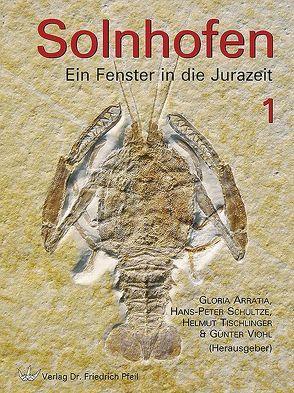 Solnhofen – Ein Fenster in die Jurazeit 1+2 – Gesamtausgabe von Arratia,  Gloria, Schultze,  Hans-Peter, Tischlinger,  Helmut, Viohl,  Günter