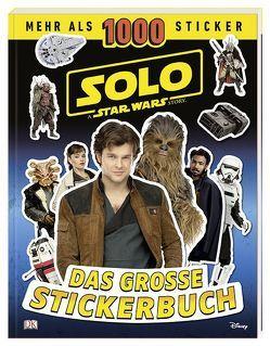 Solo A Star Wars Story™ Das große Stickerbuch
