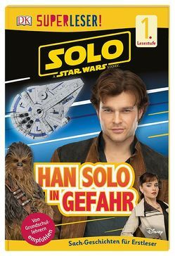 SUPERLESER! Solo A Star Wars Story™ Han Solo in Gefahr
