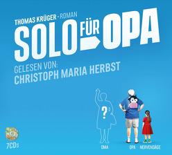 Solo für Opa von Herbst,  Christoph Maria, Krueger,  Thomas