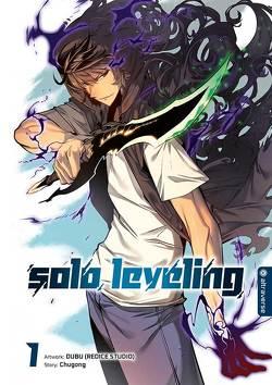 Solo Leveling 01 von Chugong, Dubu (Redice Studio)