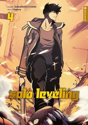 Solo Leveling 04 von Chugong, Dubu (Redice Studio)