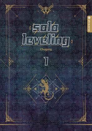 Solo Leveling Roman 01 von Chugong