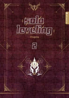 Solo Leveling Roman 02 von Chugong