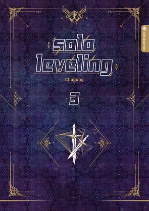 Solo Leveling Roman 03 von Chugong