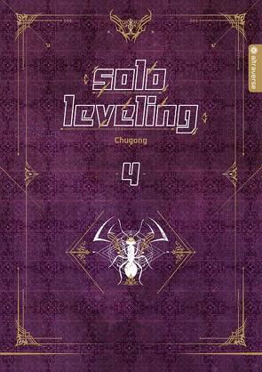 Solo Leveling Roman 04 von Chugong