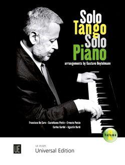 Solo Tango Solo Piano von Beytelmann,  Gustavo