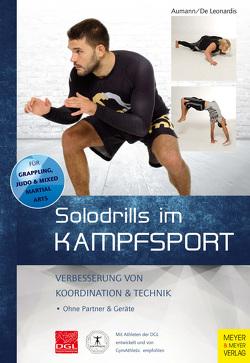 Solodrills im Kampfsport von Aumann,  Andreas, De Leonardis,  Franco