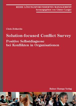 Solution-focused Conflict Survey von Zvitkovits,  Chris