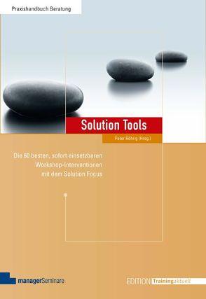 Solution Tools von Röhrig,  Peter