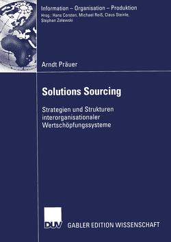 Solutions Sourcing von Präuer,  Arndt