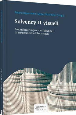 Solvency II visuell von Oppermann,  Roland, Ostermeier,  Stefan