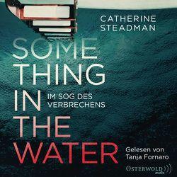 Something in the Water – Im Sog des Verbrechens von Fornaro,  Tanja, Lux,  Stefan, Steadman,  Catherine