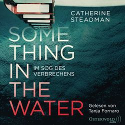 Something in the Water – Im Sog des Verbrechens von Fornaro,  Tanja, Lux,  Stefan, Steadman,  Catherine