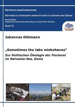 """Sometimes the lake misbehaves"" von Dittmann,  Johannes"