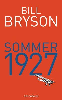 Sommer 1927 von Bauer,  Thomas, Bryson,  Bill