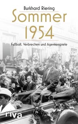 Sommer 1954 von Riering,  Burkhard