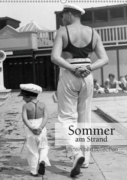 Sommer am Strand (Wandkalender 2019 DIN A2 hoch)