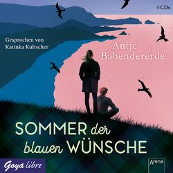Sommer der blauen Wünsche von Babendererde,  Antje, Kultscher,  Katinka