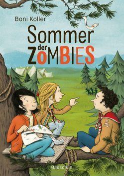 Sommer der Zombies von Koller,  Boni, Mahnkopf,  Dorothee