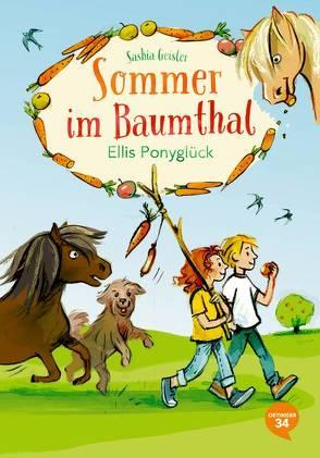 Sommer im Baumthal von Fahrnländer,  Beate, Geisler,  Saskia