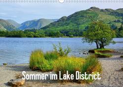 Sommer im Lake District (Wandkalender 2021 DIN A3 quer) von Scheffbuch (gscheffbuch),  Gisela