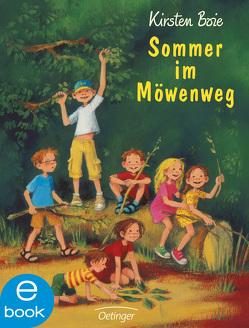 Sommer im Möwenweg von Boie,  Kirsten, Engelking,  Katrin