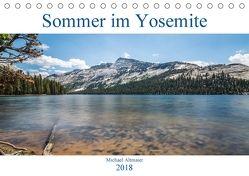 Sommer im Yosemite (Tischkalender 2018 DIN A5 quer) von Altmaier,  Michael
