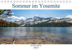 Sommer im Yosemite (Tischkalender 2019 DIN A5 quer) von Altmaier,  Michael