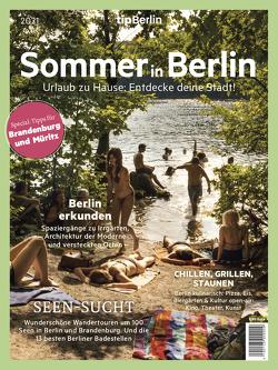 Sommer in Berlin 2021