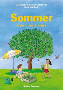 Sommer in der 1. und 2. Klasse von Bormann,  Regina