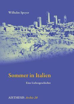 Sommer in Italien von Kopp,  Detlev, Speyer,  Wilhelm