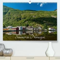 Sommer in Norwegen (Premium, hochwertiger DIN A2 Wandkalender 2021, Kunstdruck in Hochglanz) von photography,  romanburri