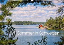 Sommer in Schweden (Wandkalender 2020 DIN A2 quer) von Schaefgen,  Matthias