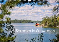 Sommer in Schweden (Wandkalender 2020 DIN A3 quer) von Schaefgen,  Matthias