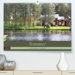 Sommer in Schwedens Lappland (Premium, hochwertiger DIN A2 Wandkalender 2020, Kunstdruck in Hochglanz) von Flori0