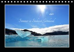 Sommer in Südwest Grönland (Tischkalender 2019 DIN A5 quer) von DieReiseEule