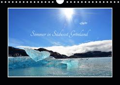 Sommer in Südwest Grönland (Wandkalender 2019 DIN A4 quer) von DieReiseEule