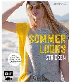 Sommer-Looks stricken von Kirchner,  Sandra