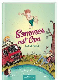 Sommer mit Opa von von Knorre,  Alexander, Welk,  Sarah