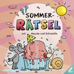 SOMMER-Rätsel mit Mausle und Schneckle von Schwenk,  Lisa, Trantow,  Thorsten