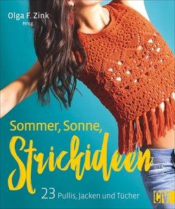Sommer, Sonne, Strickideen von Zink,  Olga F.