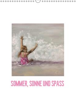 Sommer, Sonne und Spass (Wandkalender 2019 DIN A3 hoch) von Pasinski,  Julia